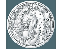 Austria 10€ 2017 PROOF - Serie Angeles Guardianes nº2: Gabriel