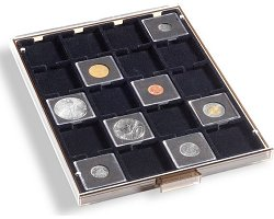 N22 Coin box for QUADRUM capsules