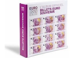 Albumes de billetes especiales