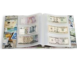 Banknotes folders & accesories