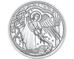 Austria 10€ PROOF - 2017 Guardian Angels Serie nº1: Michel