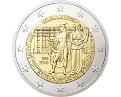 2€ Austria 2016 - National bank