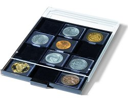 N23 Coin tray for QUADRUM XL capsules