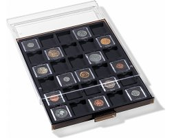Coin box for Mini QUADRUM capsules