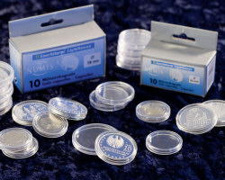 Slipcases for coins