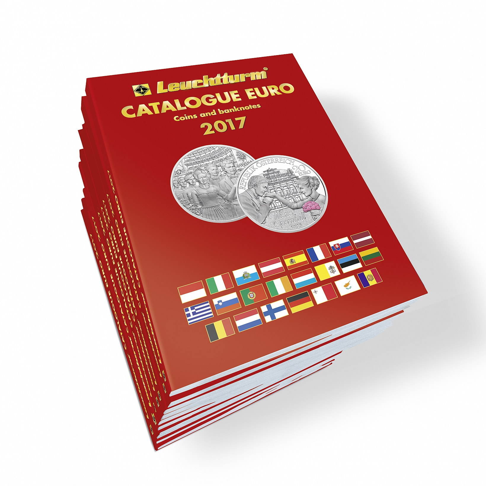 Catalogo del Euro 2017 - Ingles