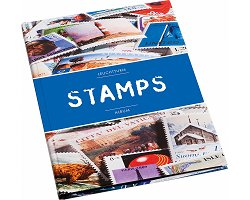 .STAMPS Stockbooks 16 white pages