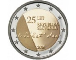 2€ Slovenija 2016 - Independency