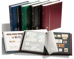 Philatelic Stamp & Stockbooks