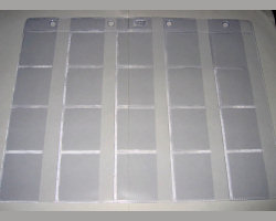 FOLIO Sheets for coins in 20 coinholders