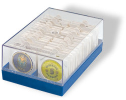 Box for coinholders