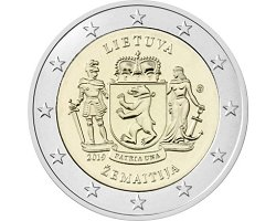 2€ Lithuania 2019 - Samogitia <font color=red>NEW</font>