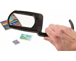 TWIST MULTI-FUNCTION MAGNIFIER