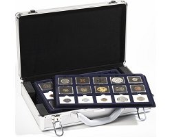 Coin cases CARGO L6 for QUADRUM capsules
