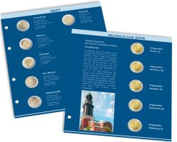 Album NUMIS conmemorative 2€ coins. Volume 4 (supplement)